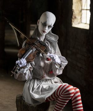 The Clown and the fiddle 2