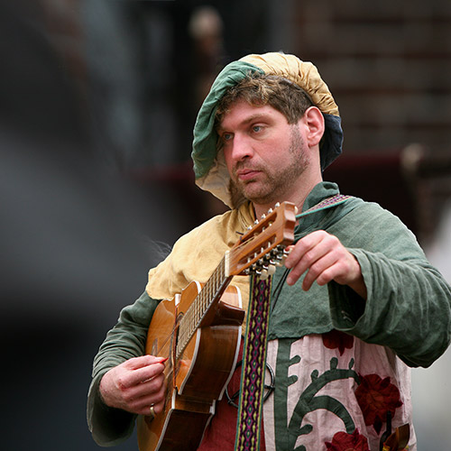 Middleage Musician